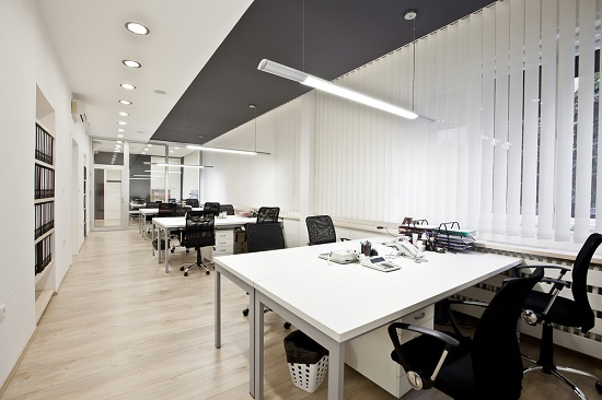 commercial organizing