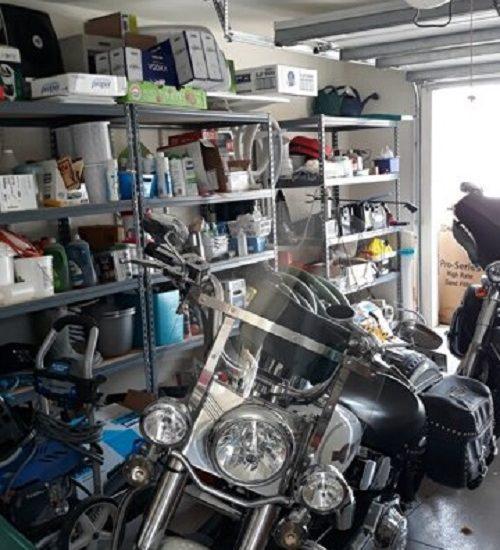 garage organization before 7