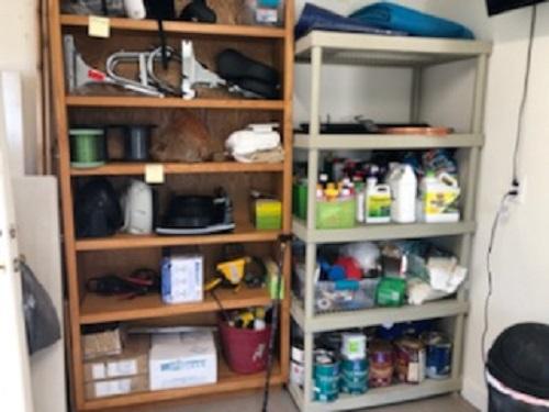 garage organization before1